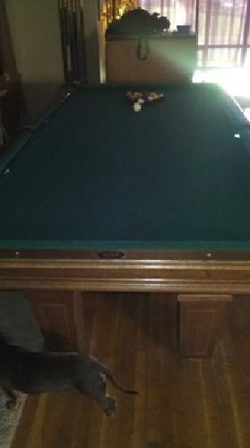 $500 Regulations Size Pool Table