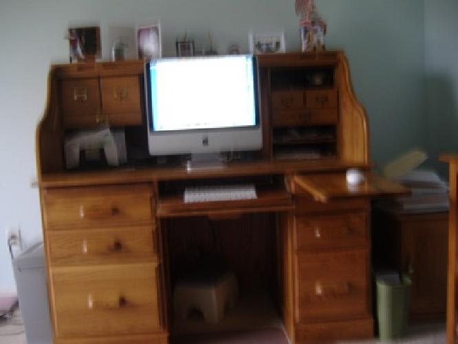 500 Roll Top Desk For Sale In Bloomington Illinois Classified