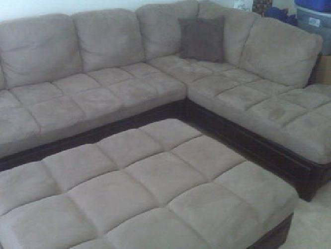 $500 Sectional Sofa W Matching Ottoman for sale in Duluth Georgia Classified