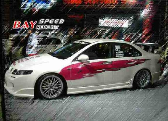Acura  2008 on 500 Y01 2004 2008 Acura Tsx Body Kit   Bklyn 01    500  Bklyn 01  For