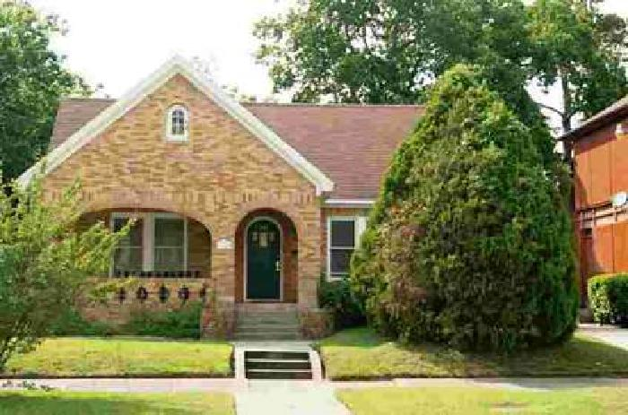 5014 Jackson Street Houston Three BR, Charming Cottage features