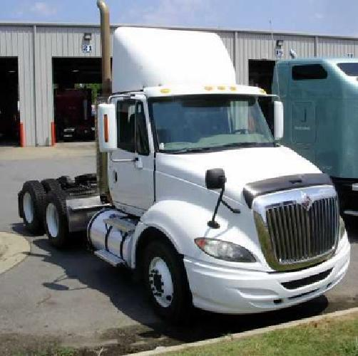 50 000 used 2009 international pro star day cab for sale