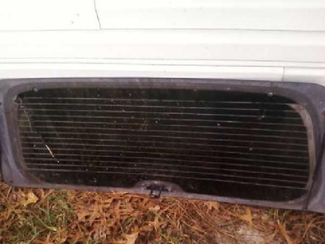 50 2000 Ford Explorer Sport Rear Hatch Window Keystone