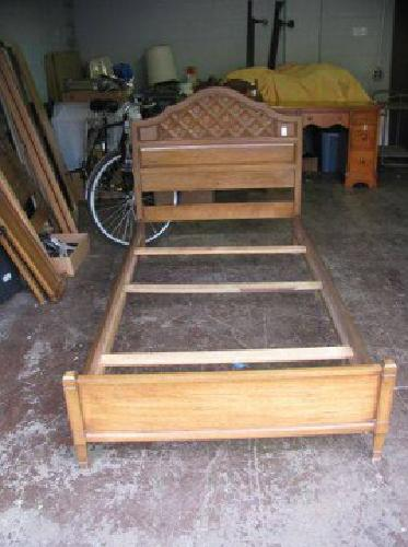 $50 (2) Twin beds for sale (Cochranton)