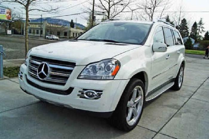 50 600 2008 mercedes benz gl550 4matic for sale in for Mercedes benz portland oregon