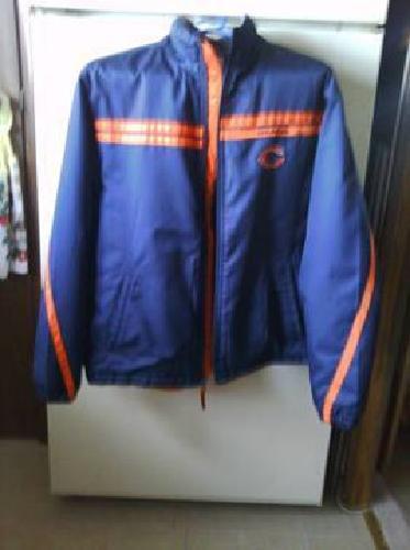 $50 Bears warm up jacket-NEW