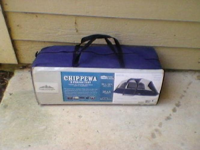 $50 Brand New Northwest Territory Chippewa 8 Person Tent & $50 Brand New Northwest Territory Chippewa 8 Person Tent for sale ...