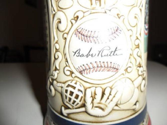 $50 Commemorative Beer Stein