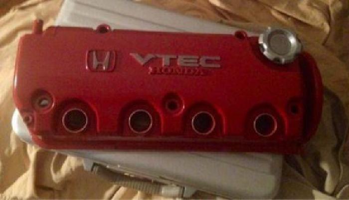 D D Valve Cover Sohc Vtec Jdm Custom Honda Civic Ek Eg Ex Miami