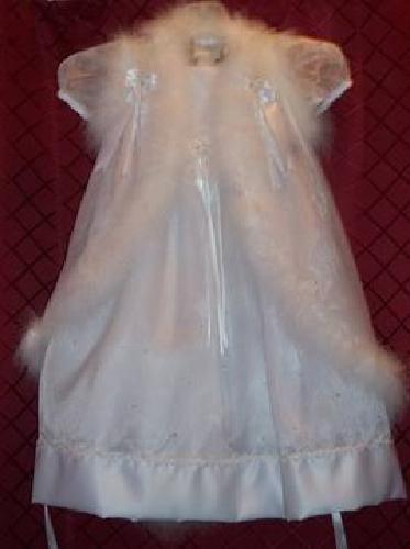 $50 flower girl white dress