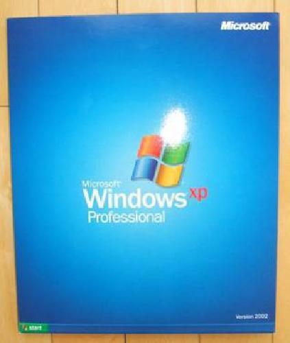 $50 Microsoft Windows XP Professional Upgrade