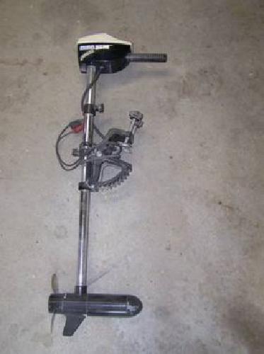 Old trolling motors bing images for Minn kota electric outboard motors