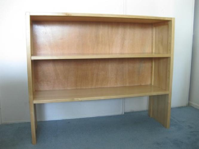 $50 OBO Contemporary Free standing pine bookshelf for sale