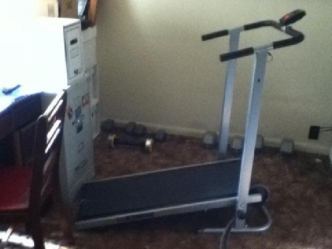 $50 OBO manual treadmill