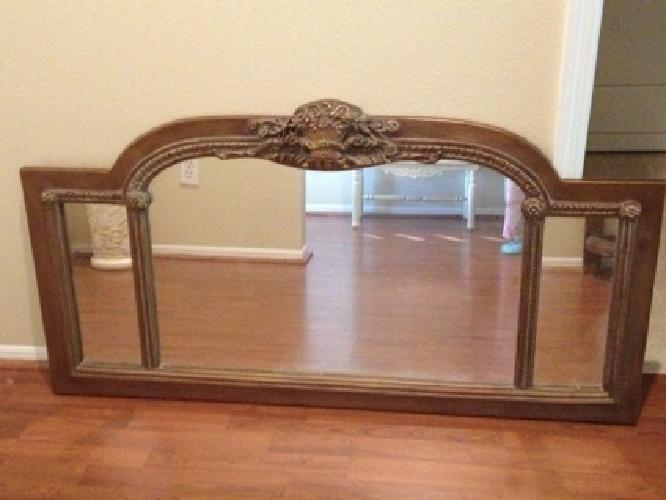 $50 Ornate Mirror