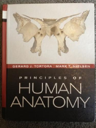 $50 Principles of Human Anatomy, 12th edition
