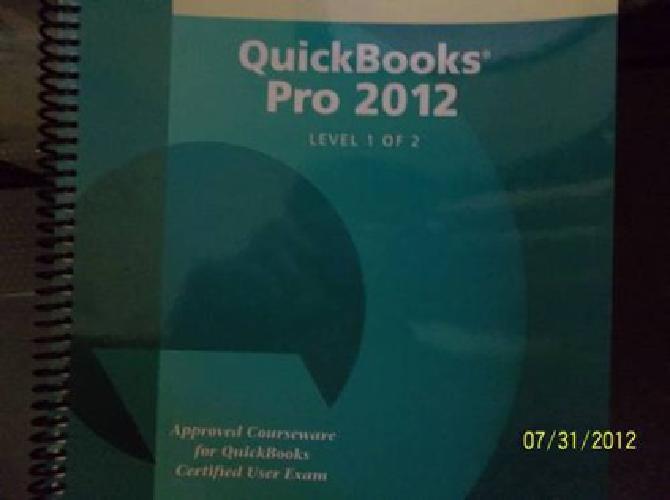 $50 QuickBooks Pro 2012