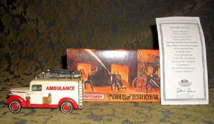 $50 Rare Limited Edition - Matchbox Models of Yesteryear - YYM35192