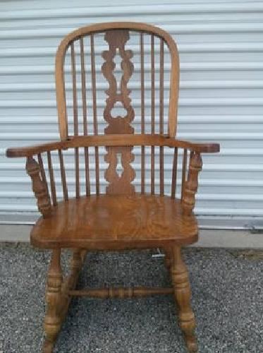 $50 Rocking chair crafted by Virginia House used for sale