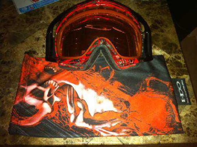 $50 Seth Morrison Signature Series Crowbar Snow Goggles