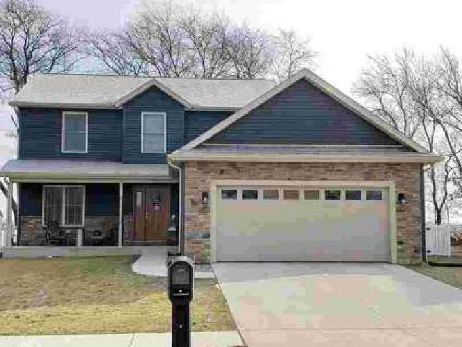 51552 Duncan Drive South Bend Four BR, Come home to your new