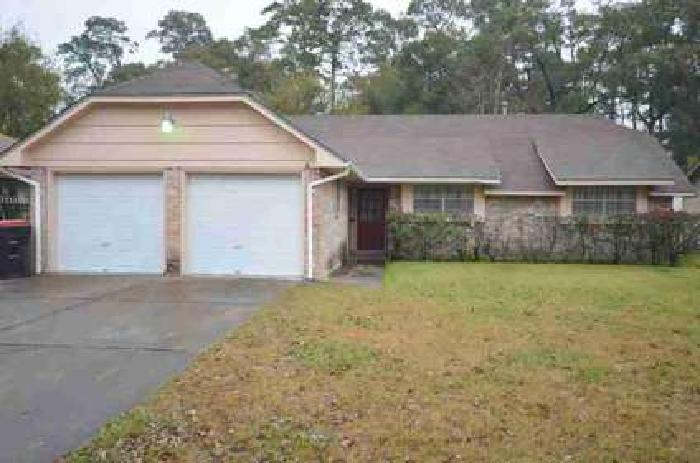 5215 Sandydale Lane Houston, 1-story home with Three BR