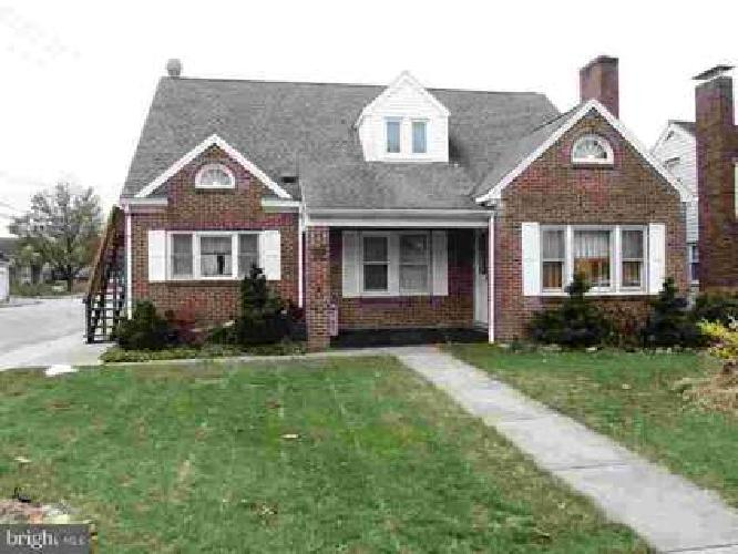 529 S Franklin St Hanover, Solid Brick Home with Four BR