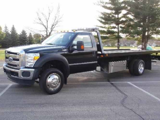 Old Flatbed Tow Trucks For Sale Carrier Flatbed Tow Truck