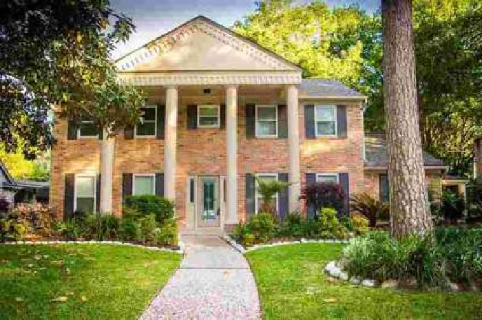 5327 Lawn Arbor Drive Houston Five BR, GORGEOUS home in a lush