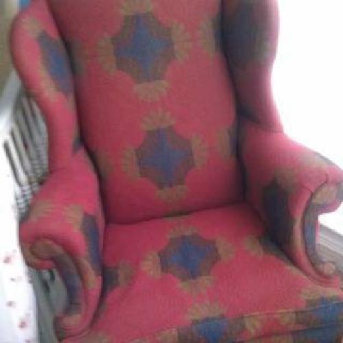 550 Bob Timberlake Wingback Chair For Sale In