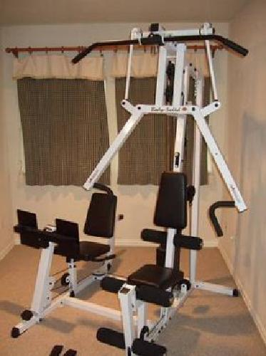550 body solid 1550 home gym for sale in keller texas