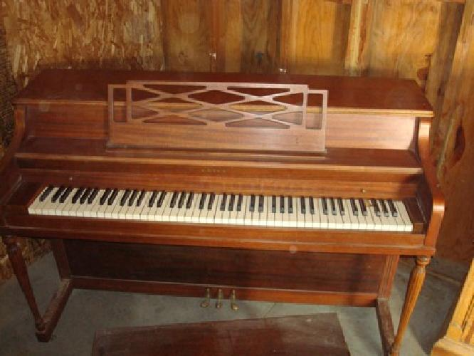 550 Estey Upright Piano 1960 For Sale In Littlerock