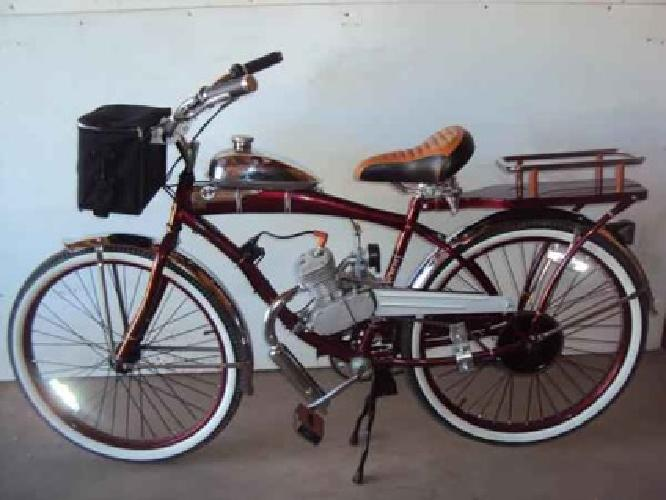 Bikes With Motors For Sale In Phoenix Arizona Motorized Bike a