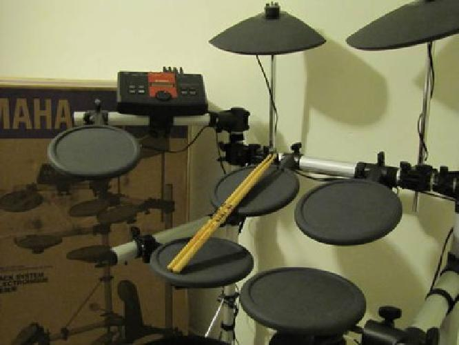 550 yamaha dtxplorer electric drum set for sale in los for Electric drum set yamaha