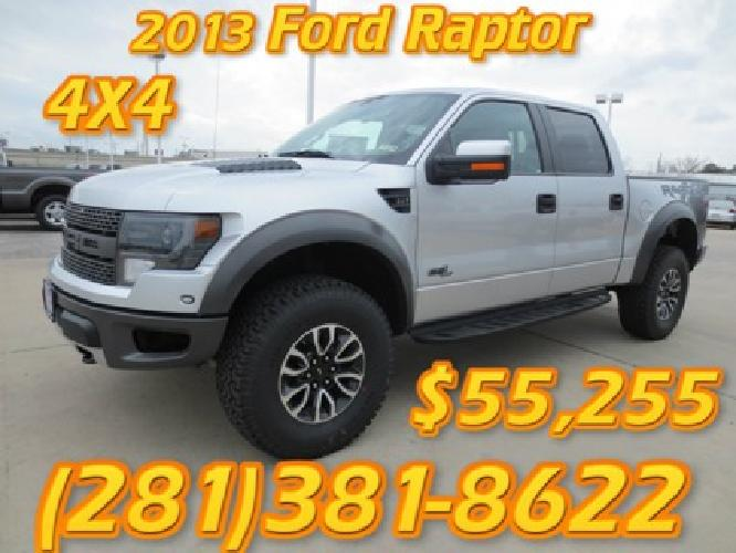 Ford F150 Raptor / Nav / Sunroof / 6.2 V8 in Crosby, Texas For Sale