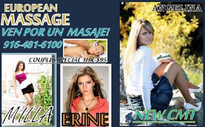 $55 -----------Massage----Salon Gloria-----------------------
