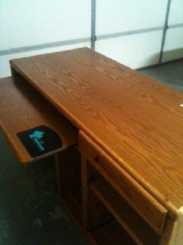 55 Oak Computer Desk Orman Grubb For Sale In San Jose California Classified Showmethead Com