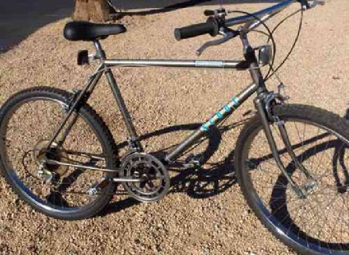 $55 Reduced! Mens Huffy Scout 10 Sp All Terain Bike-Gray for sale in
