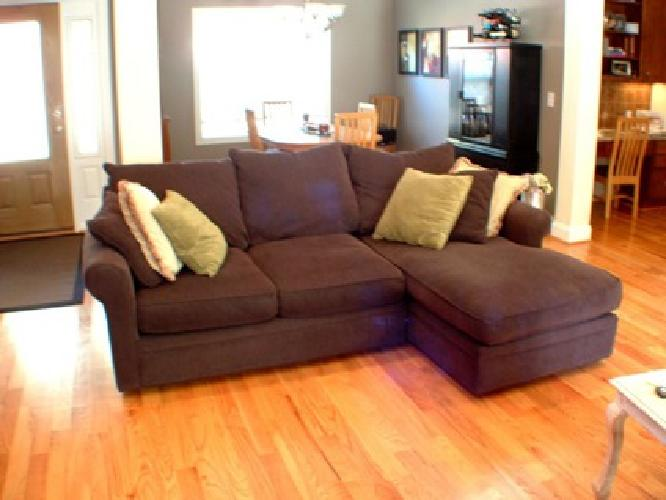575 Great Sectional Couch With Chaise Eggplant Color