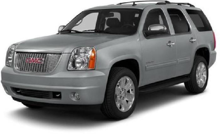 $57,690 2014 GMC Yukon SLT