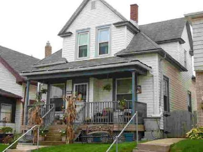 5843 W Scott ST West Allis Three BR, Amazing home with tons of