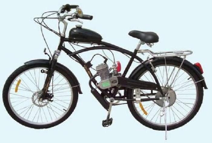 $595 MoBike-G3 Gas Powered Bike- New Pricing for 2012 for