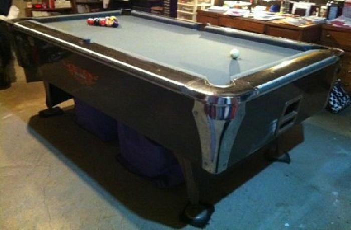 $595 OBO Irving Kaye Pool Table
