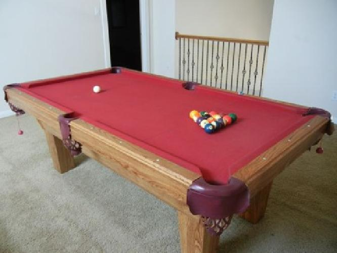 6 Foot Pool Table Olhausen