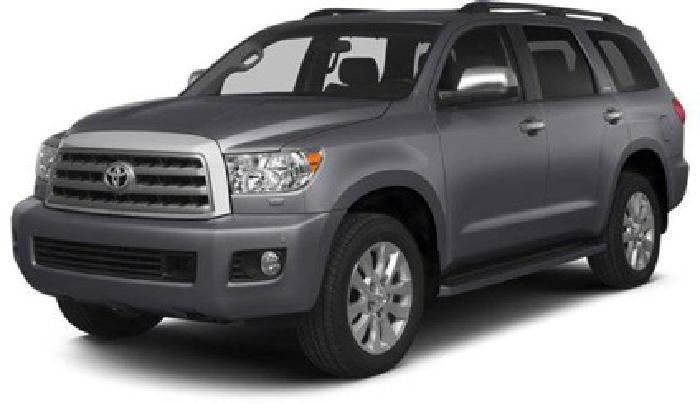 $59,775 2014 Toyota Sequoia 4WD 5.7L Limited