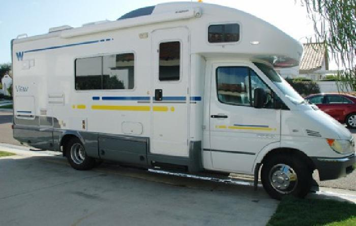 winnebago view   sale  oceanside california classified showmetheadcom