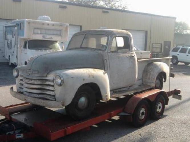 5 000 1948 chevy 5 window pickup for sale in sarasota for 1948 5 window chevy truck sale