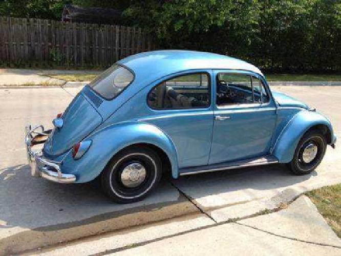 $5,000 1966 volkswagen bug