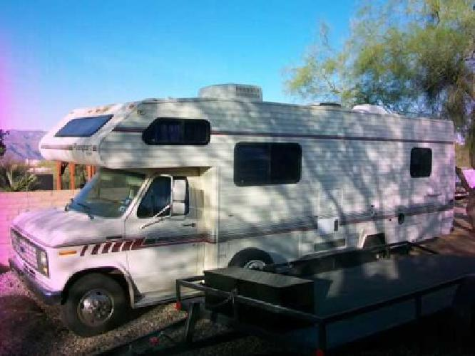 5 000 1991 passport class c rv 28 ft ford chasis for sale. Black Bedroom Furniture Sets. Home Design Ideas