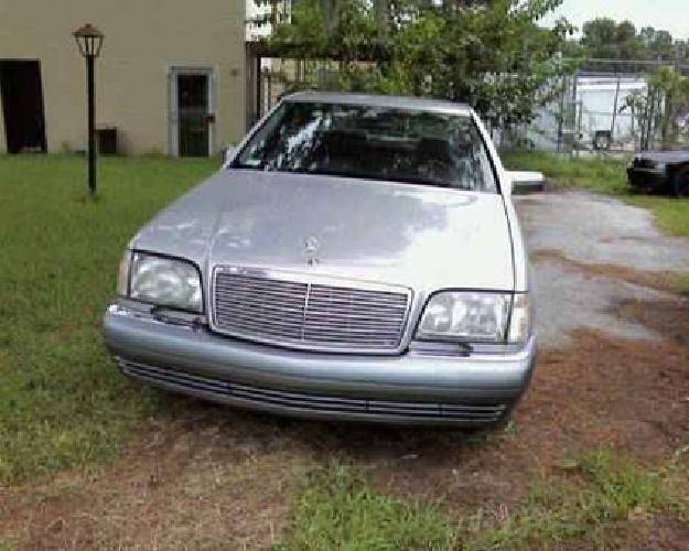 5 000 1995 Mercedes Benz S420 Sedan Lwb Big Body